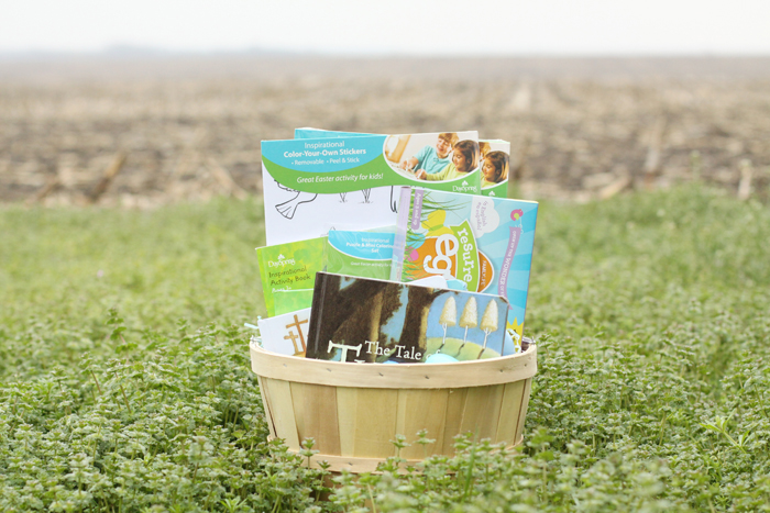Meaningful easter gifts for kids giveaway the macs we have never done big easter baskets with our kids but i love finding books and other activities to help my kids think about jesus death and resurrection negle Gallery