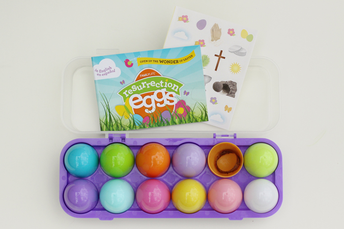 Meaningful easter gifts for kids giveaway the macs the resurrection eggs are my kids favorite i made diy resurrection eggs when levi was a toddler but the little items didnt hold up so we got this set a negle Gallery